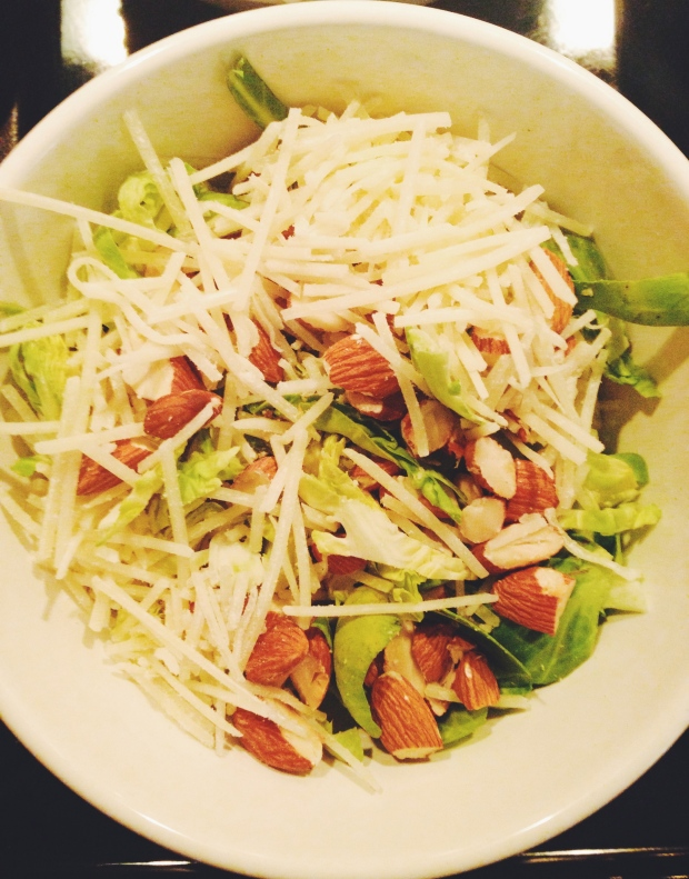 my new go-to salad