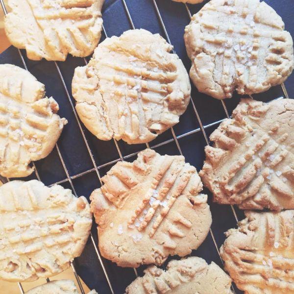 peanut buttery-ness