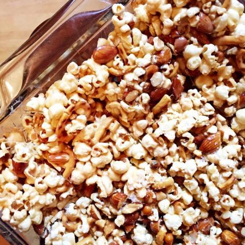caramel popcorn crack